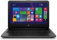 HP 240 Core i3 5th Gen - (4 GB 500 GB HDD Windows 10 Home) T1A09PA 240 G4 Notebook(14 inch Black)