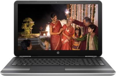 HP Pavilion Core i5 7th Gen - (4 GB/1 TB HDD/Windows 10 Home/4 GB Graphics) Z4Q43PAACJ 15-AU624TX Notebook(15.6 inch, Silver)