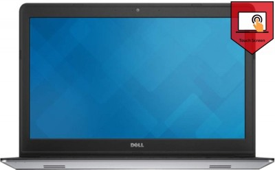 Dell Inspiron 5548 (Notebook) (Core i7 5th Gen/ 8GB/ 1TB/ Win8.1/ 4GB Graph/ Touch) (5548781TB4S3DT)(15.6 inch, Silver, 2.6 kg)