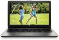 HP Pavilion Celeron Dual Core 4th Gen - (4 GB 500 GB HDD DOS) (N8M13PA ACJ) 15- AC 117TU Notebook(15.6 inch Turbo SIlver Color With Diamond & Cross Brush Pattern 2.14 Kg kg)