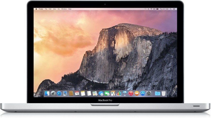 Apple Macbook Pro Core i5 - (4 GB/500 GB HDD/OS X Mavericks) A1278(13.3 inch, SIlver, 2.06 kg)