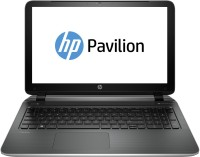 HP P Series Core i3 5th Gen - (4 GB 500 GB HDD Windows 8.1) L2Z61PA 15-P242TU Notebook(15.6 inch Natural SIlver 2.27 kg)