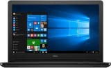 Dell Inspiron APU Quad Core A10 6th Gen - (8 GB/1 TB HDD/Windows 10 Home/2 GB Graphics) Z566120HIN9 5555 Notebook (15.6 inch, Black, 2.3 kg)