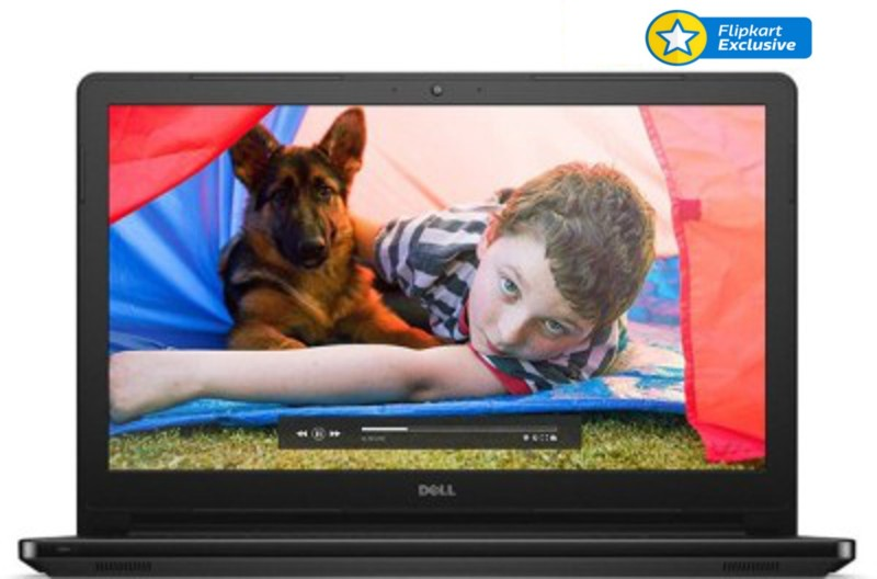 Dell Inspiron APU Quad Core A10 - (8 GB/1 TB HDD/Windows 10/2 GB Graphics) Z566120HIN9 5555 Notebook Inspiron