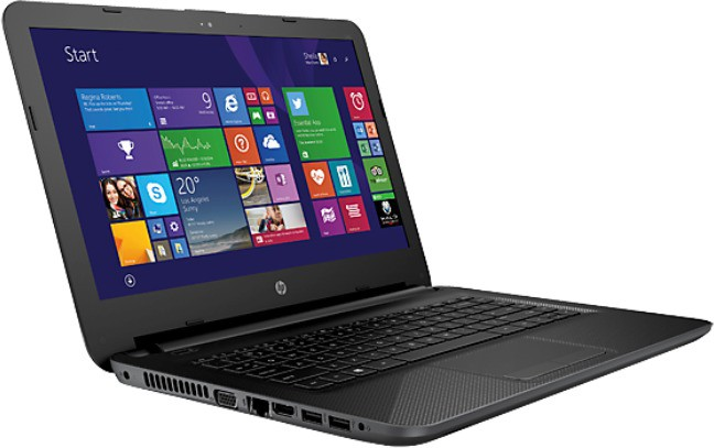 View HP 240 Commercial Series G4 N3S58PT Core i3 5th Gen 5005U - (4 GB DDR3/500 GB HDD/No OS) Notebook Laptop