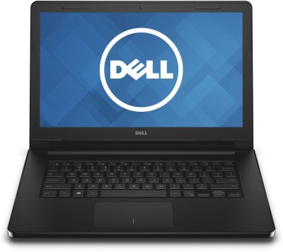 Dell Vostro Core i3 4th Gen - (4 GB/500 GB HDD/Linux) VOSTRO 3458 Notebook(14 inch, Black)