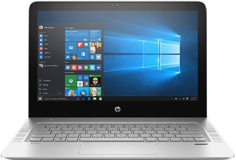 HP Envy Notebook Envy Intel Core i5 8 GB RAM Windows 10 Home