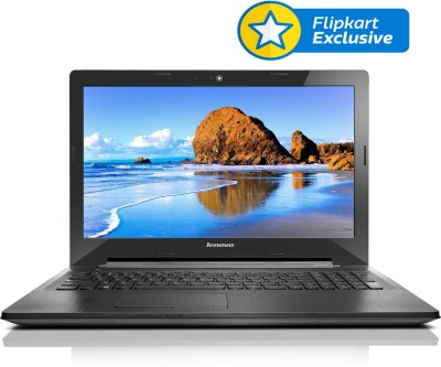 Lenovo G50-80 Core i5 (5th Gen) - (8 GB/1 TB HDD/Free DOS/2 GB Graphics) Notebook 80E503CMIH (15.6 inch, Black, 2.5 kg)