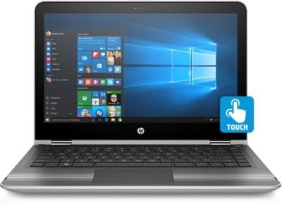 HP X360 Core i3 7th Gen - (4 GB 1 TB HDD Windows 10 Home) Z4Q49PA X360 13-u131tu Notebook(13.3 inch SIlver)