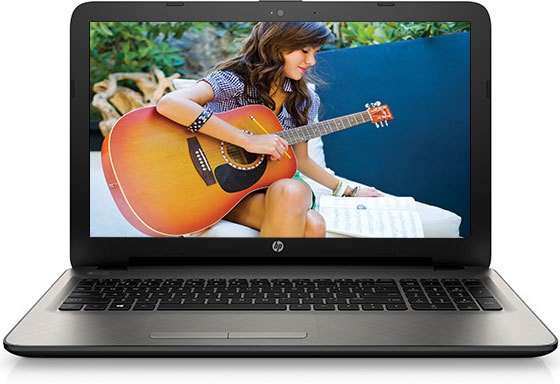 View HP Pavilion Core i3 6th Gen - (4 GB/1 TB HDD/Windows 10 Home) ac635TU Notebook(15.6 inch, Turbo SIlver, 2.19 kg) Laptop