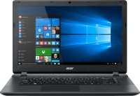 Acer ES 15 APU Quad Core A4 - (4 GB 500 GB HDD Windows 10 Home) ES1-521 Notebook(15.6 inch Black 2.4 kg)