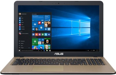Asus A540LJ Core i3 5th Gen - (4 GB/1 TB HDD/DOS/2 GB Graphics) 90NB0B11-M04650 A540LJ-DM325D Notebook(15.6 inch, Chocolate Black With Hairline Texture, 1.9 kg)