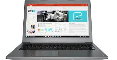 Lenovo Core i5 7th Gen - (8 GB/1 TB HDD/Windows 10 Home/4 GB Graphics) 80SV001PIH 510 Notebook(15.6 inch, Gun Metal, 2.2 kg)