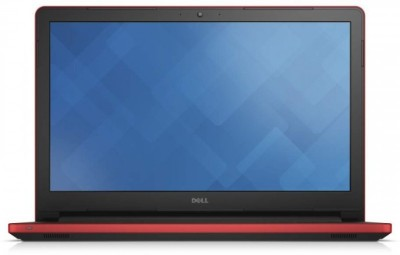 Dell Inspiron Core i5 6th Gen - (8 GB/1 TB HDD/Windows 10 Home/2 GB Graphics) Y566509HIN9RM 5559i581tb2gbw10RM Notebook(15.6 inch, Red Matt, 2.4 kg)