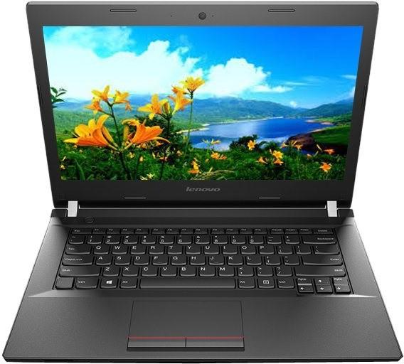 View Lenovo E40-80 Core i3 5th Gen - (4 GB/500 GB HDD/DOS) E40 - 80 Notebook(14 inch, Black) Laptop