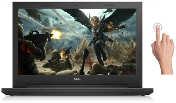 View Dell Inspiron Core i5 5th Gen - (4 GB/1 TB HDD/Windows 8 Pro/2 GB Graphics) 3543 Notebook(15.6 inch, Black, 3.4 kg) Laptop