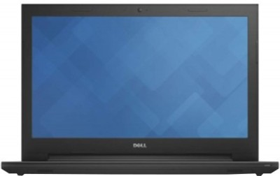 Dell Inspiron Celeron Dual Core 2nd Gen - (4 GB/500 GB HDD/Ubuntu) 3542C4500iBU 3542 Notebook(15.6 inch, Black, 2.4 kg)