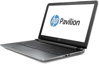 HP Pavilion Core i7 6th Gen - (8 GB 1 TB HDD Windows 10 Home 4 GB Graphics) 15-AB556TX Notebook(15.6 inch SIlver 2.1 kg)
