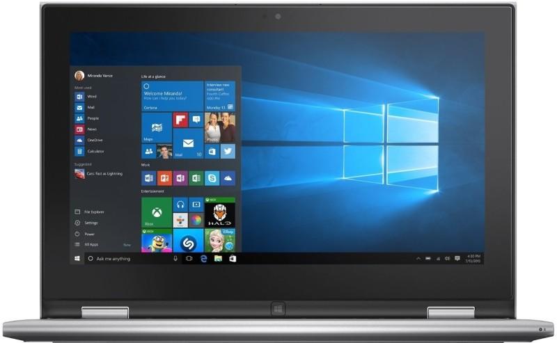 Dell Inspiron Intel Core i3 - (4 GB/500 GB HDD/Windows 10) Z563101HIN9 3158 2 in 1 Laptop Inspiron 11