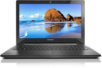 Lenovo G50-80 Core i5 5th Gen - (8 GB/1 TB HDD/DOS/2 GB Graphics) G50-80 Notebook(15.6 inch, Black, 2.5 kg)