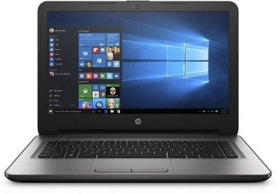 HP Core i3 5th Gen - (4 GB/1 TB HDD/Windows 10 Home) X1G70PA#ACJ 14-ar002TU Notebook(14 inch, SIlver, 1.94 kg)