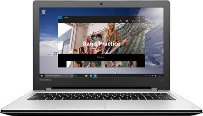 Lenovo Ideapad 300-15ISK Intel Core i7 (6th Gen) - (8 GB/1 TB HDD/Windows 10/2 GB Graphics) Notebook 80Q7018WIH (15.6 inch, SIlver, 2.3 kg)