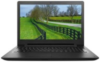 Lenovo Ideapad APU Quad Core A6 6th Gen - (4 GB 1 TB HDD DOS) (80TJ00BDIH) Ideapad 110 Notebook(15.6 inch Black 2.2 Kgs kg)