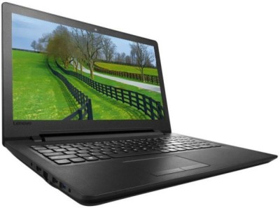 Lenovo IP Pentium Quad Core 4th Gen - (4 GB/1 TB HDD/DOS) 80T70015IH IdeaPad 110 Notebook(15.6 inch, Black)