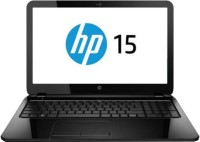 HP 15-r202TX Notebook (4th Gen Ci3  4GB  500GB  Win8.1  2GB Graph) (K8U01PA)(15.6 inch SParkling Black 2.23 kg)