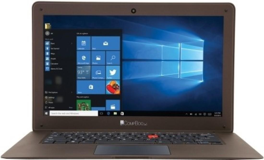 iBall Netbook Atom - (2 GB/32 GB EMMC Storage/Windows 10 Home) CompBook Exemplaire Netbook(14 inch, Cobalt Brown, 1 kg) (iBall) Chennai Buy Online