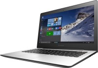 Lenovo Ideapad 500s Core i5 6th Gen - (4 GB 1 TB HDD Windows 10 Home 2 GB Graphics) 80Q30056IN 500S-14ISK Notebook(14 inch SIlver 1.68 kg)