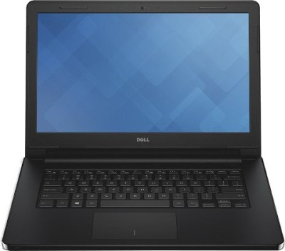 Dell Inspiron Core i3 5th Gen - (4 GB/1 TB HDD/Ubuntu/2 GB Graphics) Z565169UIN9 3558 Notebook(15.6 inch, Black)