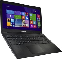 Asus X553MA-BING-XX289B Notebook (Celeron Quad Core  2GB  500GB  Win8.1) (90NB04X1-M05170)(15.6 inch 2.1 kg)