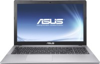 Asus X555LA-XX172D Notebook (Core i3 4th Gen  4GB  500GB  Free Dos) (9ONB0652-MO7120)(15.6 inch Black 2.3 kg)