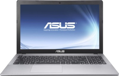 Asus X555LA-XX172D Notebook (Core i3 4th Gen/ 4GB/ 500GB/ Free Dos) (9ONB0652-MO7120)(15.6 inch, Black, 2.3 kg)