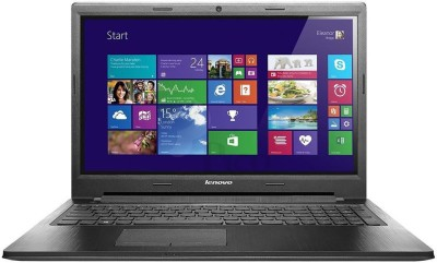 Lenovo Ideapad G G50-80 5th Generation - (4 GB/1 TB HDD/Windows 10/128 MB Graphics) Notebook 80E502Q6IH (15.6 inch, Black, 2.5kg kg)