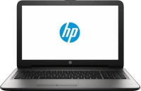 HP APU Quad Core E2 6th Gen - (4 GB/500 GB HDD/DOS) 15-bg003AU Notebook(15.6 inch, Turbo SIlver, 2.19 kg)