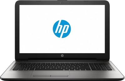 HP APU Quad Core E2 6th Gen - (4 GB/500 GB HDD/DOS) Z1D90PA 15-bg003AU Notebook(15.6 inch, Turbo SIlver, 2.19 kg)