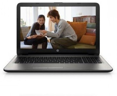 HP Core i5 5th Gen - (4 GB/1 TB HDD/Windows 10 Home/2 GB Graphics) 5200U 123tx Notebook(15.6 inch, Turbo SIlver)