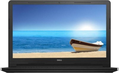Dell Inspiron Core i3 6th Gen - (4 GB/1 TB HDD/Linux) A561201UIN9 3467 Notebook(14 inch, Black)