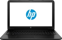 HP Pentium Dual Core 5th Gen - (4 GB 500 GB HDD DOS) M9U94PA 15-ac040TU Notebook(15.6 inch Jack Black Color With Textured Diamond Pattern 2.14 kg)
