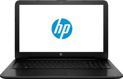 HP Pentium Dual Core 5th Gen - (4 GB/500 GB HDD/DOS) M9U94PA 15-ac040TU Notebook(15.6 inch, Jack Black Color With Textured Diamond Pattern, 2.14 kg)
