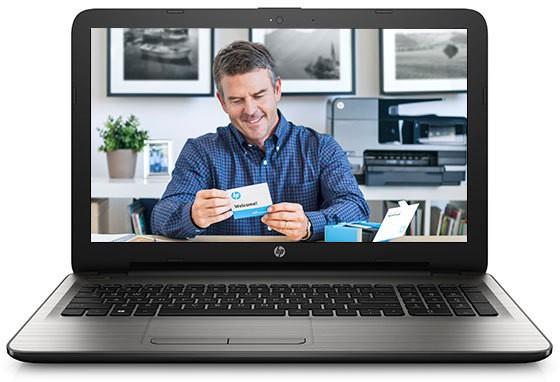 HP AY503TX Core i5 6th Gen - (8 GB/1 TB HDD/DOS/2 GB Graphics) AY503TX Laptop(15.6 inch, Turbo SIlver, 2.19 kg) image
