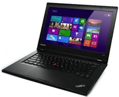 Lenovo ThinkPad T440 Core i5 4th Gen - (4 GB/500 GB HDD/Windows 8 Pro) 20AWA1DCIG Lenovo T440P 20AWA1DCIG Ultrabook(14 inch, Black, 2.14 kg)