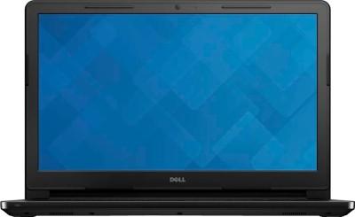 Dell 3000 APU Quad Core E2 6th Gen - (4 GB/500 GB HDD/Windows 10 Home) Z565304HIN9 3555 Notebook(15.6 inch, Black)
