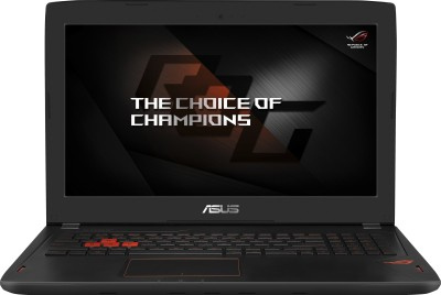 Asus ROG Core i7 7th Gen - (16 GB/1 TB HDD/256 GB SSD/Windows 10 Home/6 GB Graphics) 90NB0DR1-M05560 GL502VM-FY230T Notebook(15.6 inch, Black Aluminum, 2.24 kg)