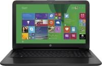 HP Celeron Dual Core - (2 GB 500 GB HDD Windows 8 Pro) M9V72PA 15-ac054TU Notebook(15.6 inch Jack Black Color With Textured Diamond Pattern 2.14 kg)