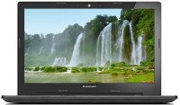 Lenovo G50 80 Core i5 5th Gen - (4 GB/1 TB HDD/DOS/2 GB Graphics) 80E5021LIN G50 80 Notebook(15.6 inch, Black, 2.5 kg)
