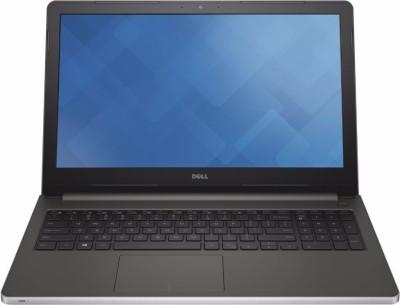 Dell Inspiron Core i3 6th Gen - (4 GB 1 TB HDD Windows 10 2 GB Graphics) Z566138SIN9-SIN4 5559 Notebook(15.6 inch SIlver 2.3 kg)