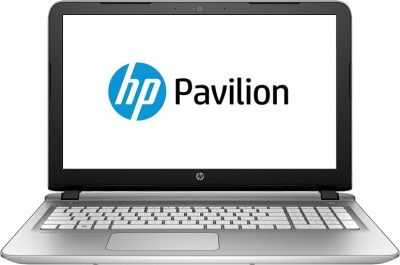 HP Pavilion Core i5 6th Gen - (4 GB/1 TB HDD/Windows 10 Home/8 GB Graphics) T5R16PA 15-AB540TX Notebook(15.6 inch, White, 2.1 kg)